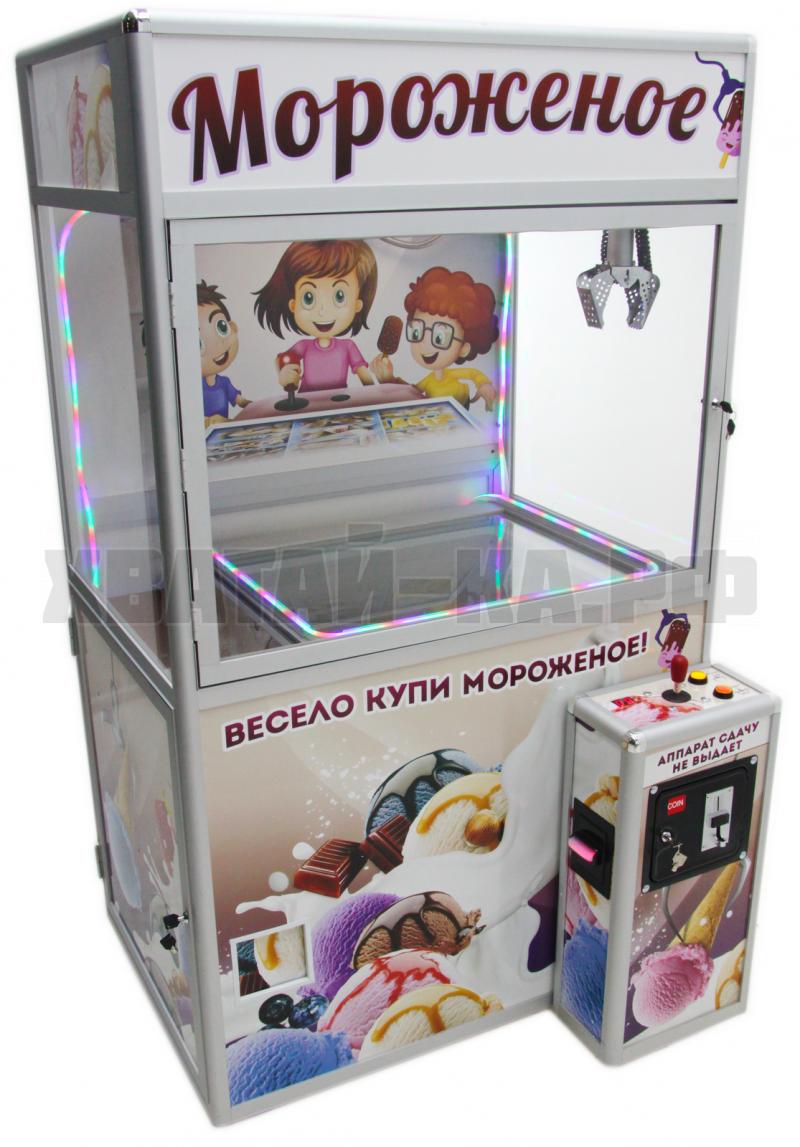 Аппарат по продаже мороженного Морожко - 3
